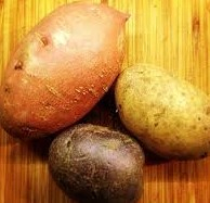 Organic Mixed Potatoes