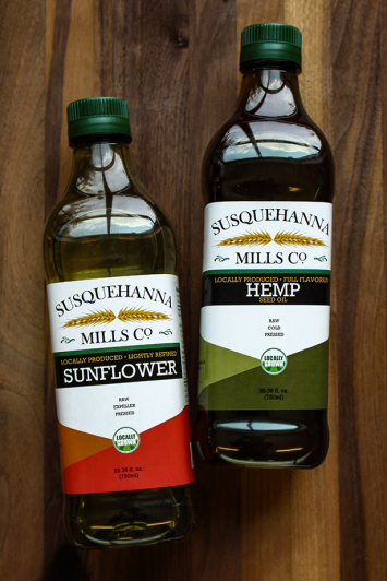 Full Flavor Hemp Oil