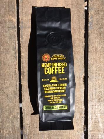 Hemp Infused Coffee