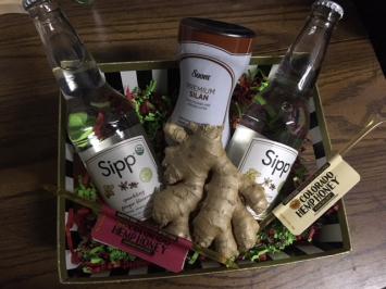 Bartender's Friend Holiday Gift Basket