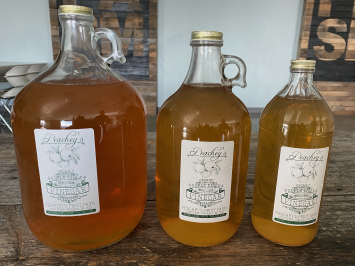 Peachy's Organic Apple Cider Vinegar