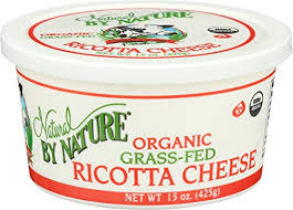 Natural By Nature Organic Ricotta
