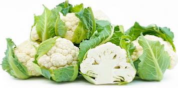 Organic Cauliflower Baby White