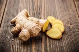 Organic ginger (Peru)