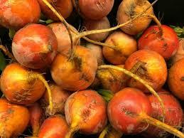 Organic Golden Beets