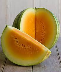 Organic Orange Watermelon