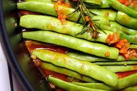 Organic Yellow Romano Beans