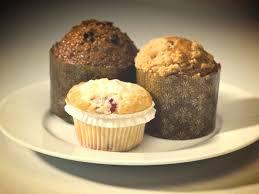 Hawthorne Fine Pastry - Pumpkin Muffin