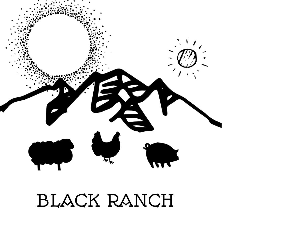 Black Ranch Logo