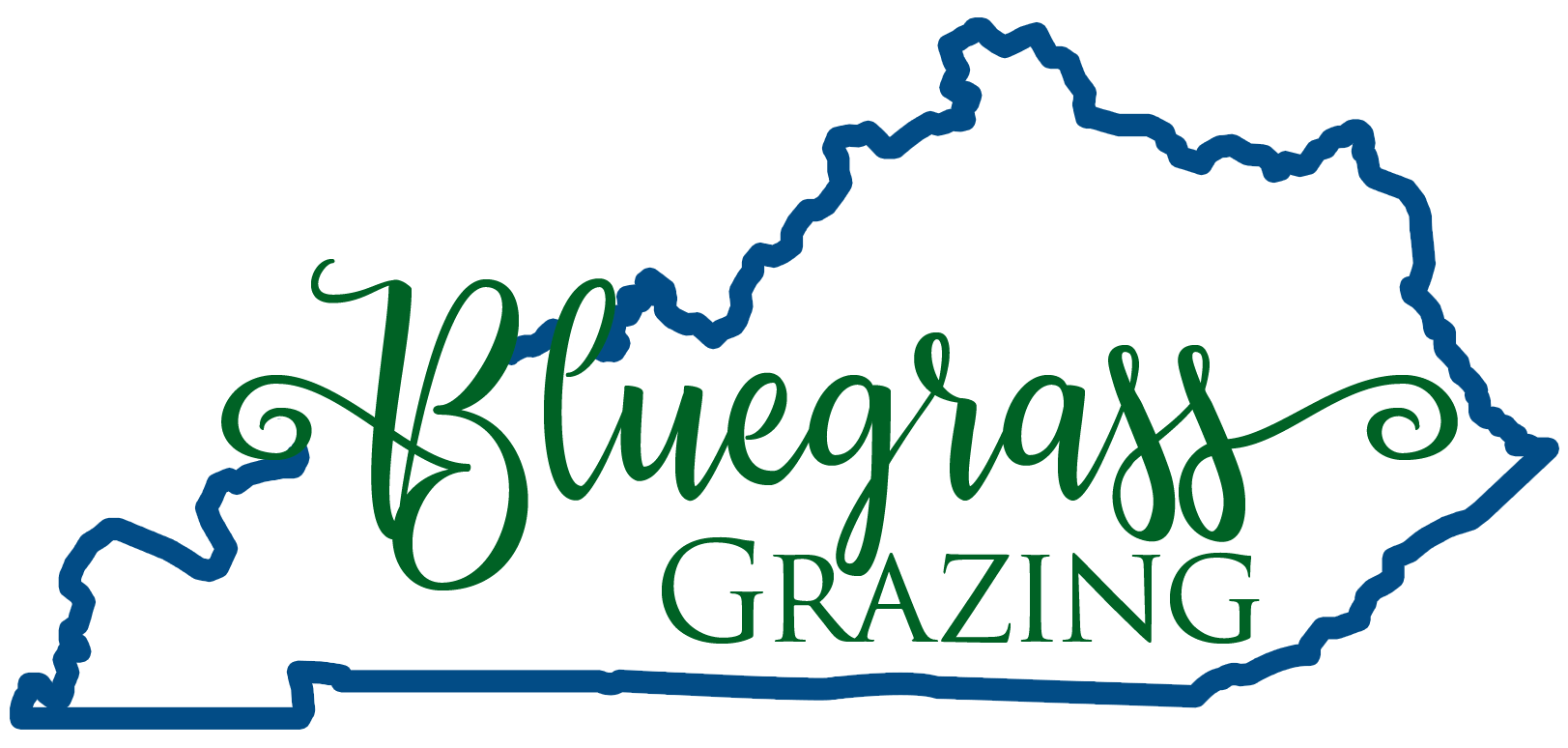 Bluegrass Grazing, LLC Logo