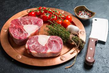 Beef Shanks (Meat on Soup Bones)