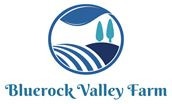 Bluerock Valley Farm Logo