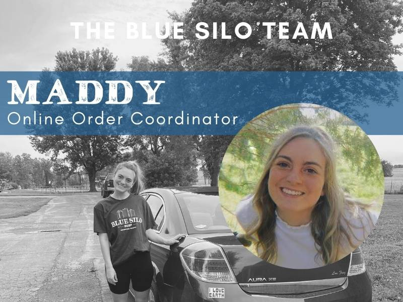 Meet Maddy, our Online Order Coordinator