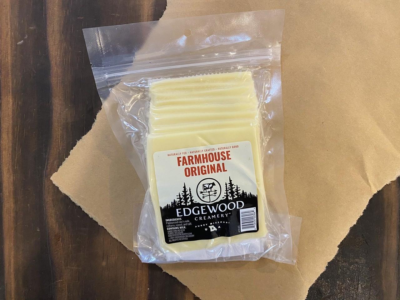 Farmhouse Sliced Cheese