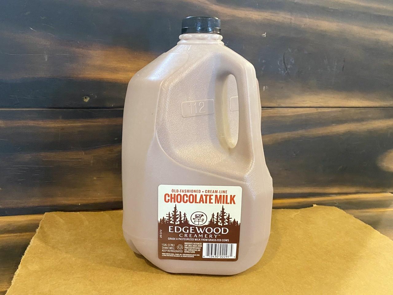 Chocolate Milk, Gallon