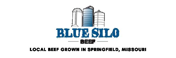 Blue Silo Beef Logo