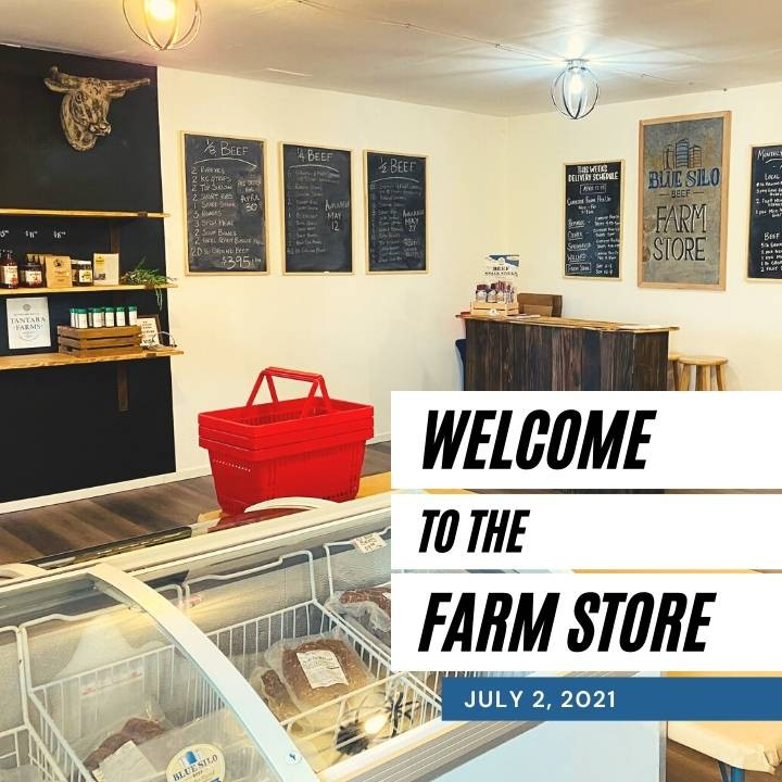 Welcome to the Farm Store