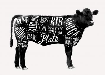 1/2 Beef