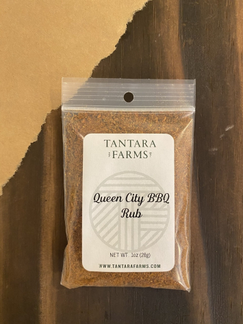 Queen City BBQ Rub, 1 oz