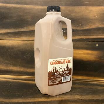 Chocolate Milk, Half Gallon