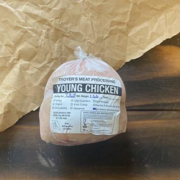 Boneless Skinless Chicken Breasts (2 ct)
