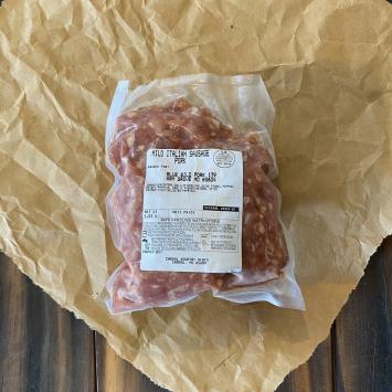 Mild Italian Pork Sausage