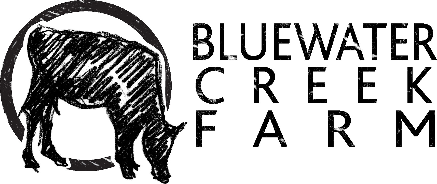 Bluewater Creek Farm Logo
