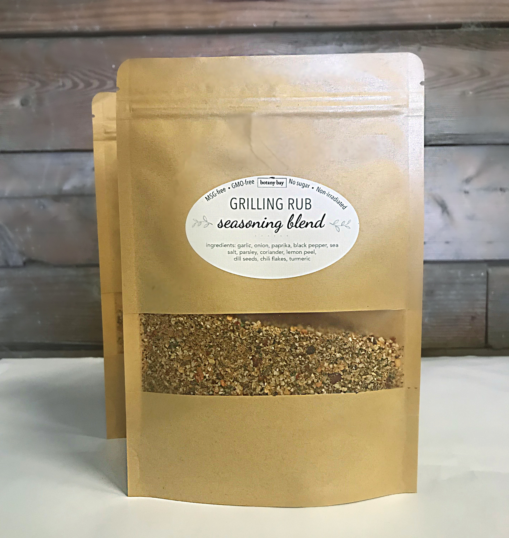Grilling Rub Seasoning Blend