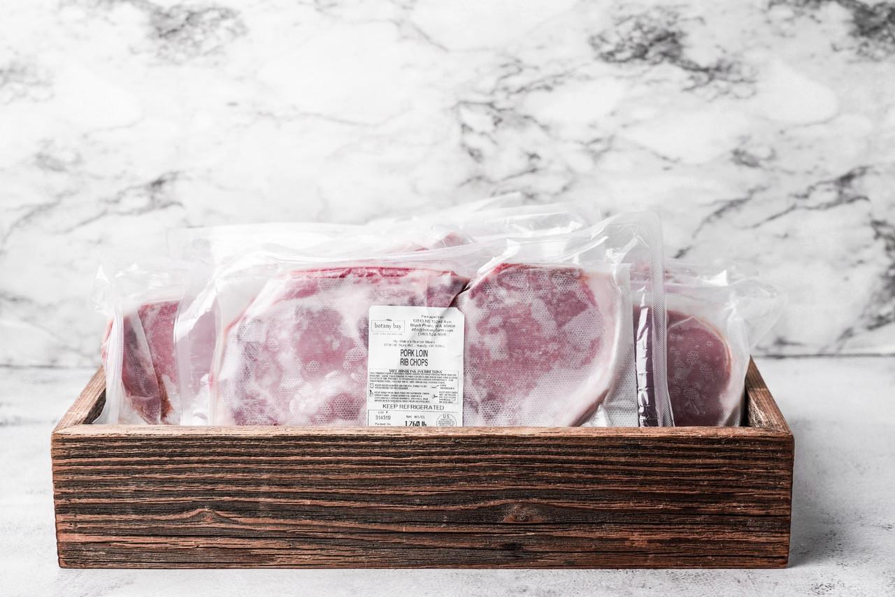 (10 pkg) Pork Rib Chops Bulk Bundle