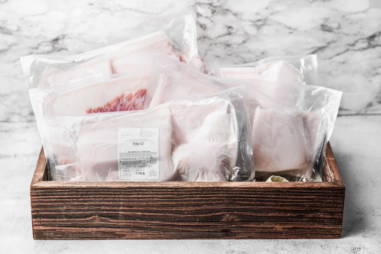 (10 pkg) Pork Fat Bulk Bundle