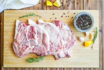 Pork Shoulder Blade Steaks