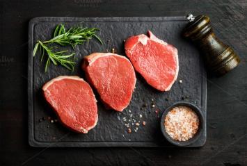 (10 pkg) Beef Round Steak Bulk Bundle