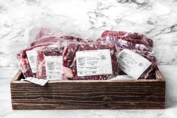(10 pkg) Beef Boneless Rib Eye Steak