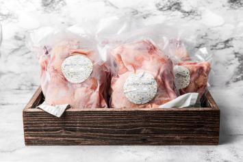 (10 pkg) Chicken Quarters Bulk Bundle