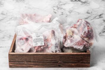(8 pkg) Pork Bones Bulk Bundle