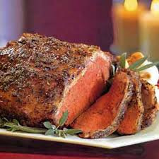 Beef Striploin Roast