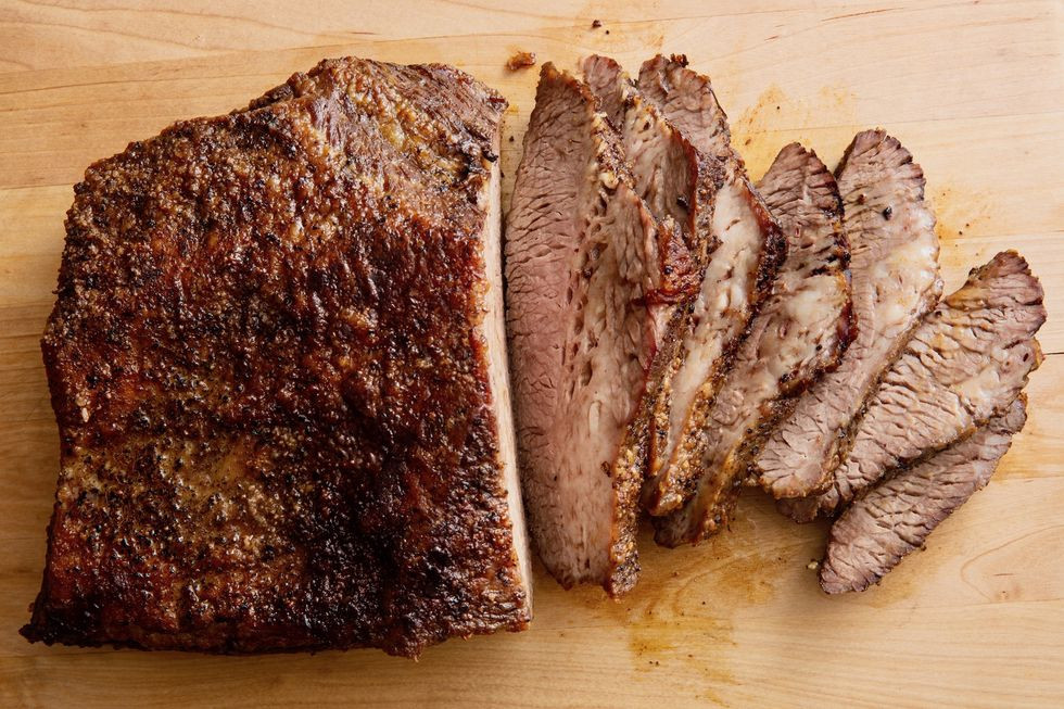 Beef Brisket Whole, Trimmed
