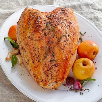 Bone-In Turkey Breast