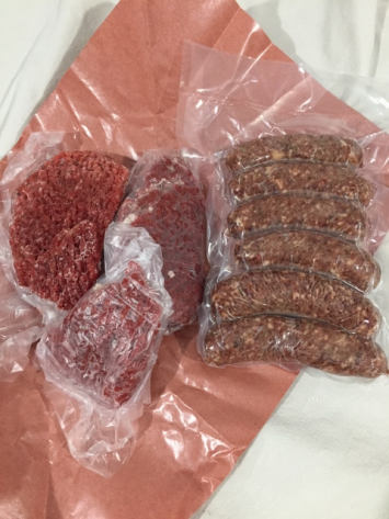 Sausage and Cutlet Package