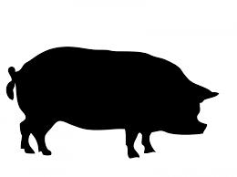 1/2 pastured pork deposit
