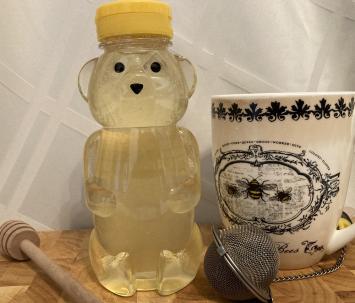 Honey squeeze bear