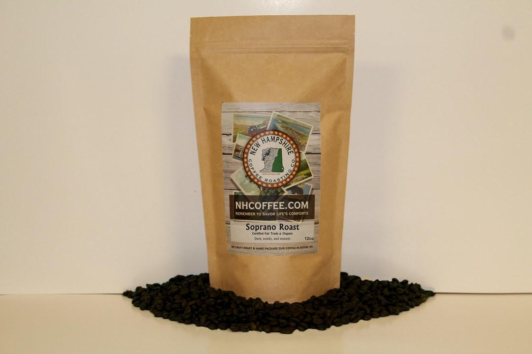 Fair Trade & Organic Soprano Roast