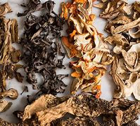 Dried Mixed Mushrooms