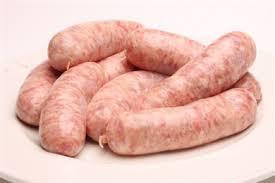 Pork Sausage links - Hot Italian