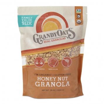 Honey Nut Granola -Gluten Free