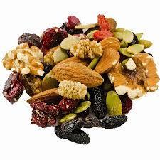 Organic Antioxidant Trail Mix