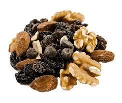 Organic Chocolate Almond Trail Mix