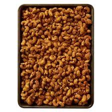 Organic Roasted Salted Cashews
