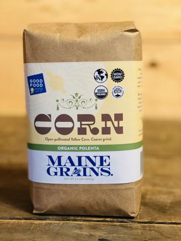 Organic Corn Polenta