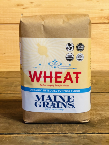 Organic Sifted All-Purpose Flour